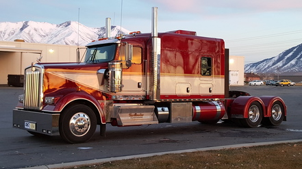 sleeper have experiences for shortage in fleets out their driver cabins trucking of easing some custom rigs companies big hopes trucks begun sale a image by article fill pimping hope adding kings firms to road news palaces